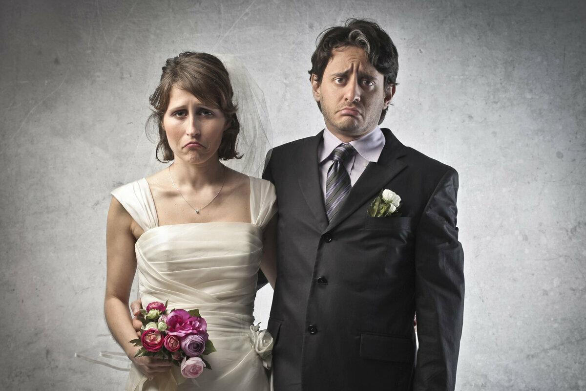 Як зважитися вийти заміж?