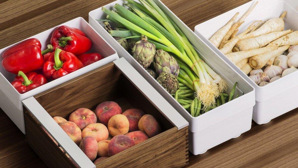 Як правильно зберігати продукти?